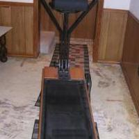 Nordic Track Treadmill for sale in Plano TX by Garage Sale Showcase Member Frangelico72