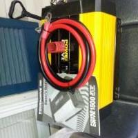 Power Inverter for sale in Bradford PA by Garage Sale Showcase Member JosephWReed