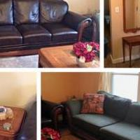 Two Sofas for sale in Graves County KY by Garage Sale Showcase Member TotoTreasures
