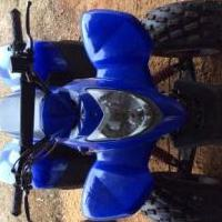 Kymco 90 four wheeler for sale in Atmore AL by Garage Sale Showcase Member Free Loader