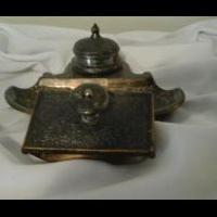 Antique Inkwell for sale in Claiborne County TN by Garage Sale Showcase Member Tennessee Treasure