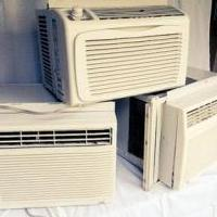 Set Of 3 Window Unit Air Conditioners for sale in Dover DE by Garage Sale Showcase member DE Odds And Ends, posted 04/17/2019