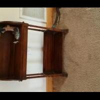 End table for sale in Stillwater County MT by Garage Sale Showcase Member Seachic
