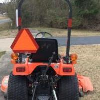 2005 Kubota BX2230 Tractor for sale in Conway AR by Garage Sale Showcase member MarkSeiter, posted 03/04/2019