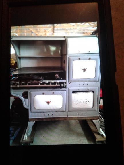 1912 ANDES GAS COOK STOVE for sale in Tioga PA