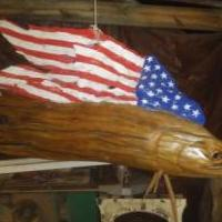 Driftwood Marlin for sale in Corpus Christi TX by Garage Sale Showcase member Timbercompany, posted 11/09/2018
