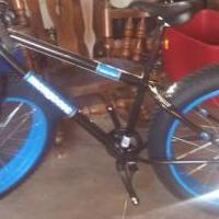 Mongoose 26in Dolomite mes fat tire bike for sale in Matador TX by Garage Sale Showcase member Shawng1964, posted 12/20/2018