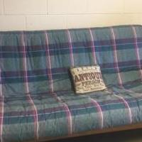 Futons 2 for sale in Mecklenburg County VA by Garage Sale Showcase member debiwhite, posted 02/02/2019