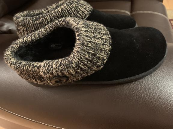 Ladies Clark Slippers