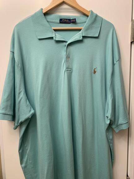 Ralph Lauren 3XLT Short Sleeve Polo for sale in O Fallon IL