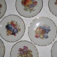 Set of 8 Dessert Plates for sale in Cape Coral FL by Garage Sale Showcase member akabu2, posted 03/14/2019