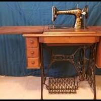 1910 Singer Treadle Sewing Machine for sale in Cape Coral FL by Garage Sale Showcase member akabu2, posted 03/14/2019
