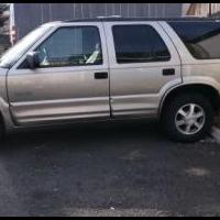 2000 oldsmobile  bravada for sale in Nyack NY by Garage Sale Showcase member Yakari Montalvo, posted 03/28/2019