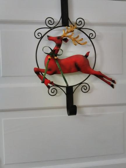 Holiday wreath hanger for sale in Mechanicville NY