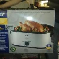 Brand New Oster 22 qt roaster oven for sale in Whiteland IN by Garage Sale Showcase member albrown004, posted 03/15/2019