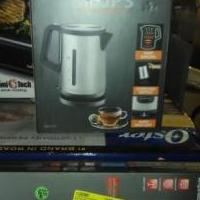 Brand new Krups electric kettle 1.7 L for sale in Whiteland IN by Garage Sale Showcase member albrown004, posted 03/15/2019