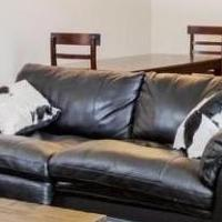 Leather Sofa Sleeper for sale in Winter Park CO by Garage Sale Showcase member codysud, posted 03/30/2019