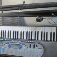 Casio Keyboard for sale in Mena AR by Garage Sale Showcase member Tidder, posted 11/02/2018