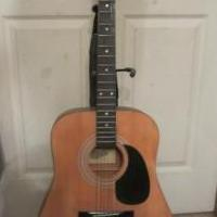 Mark !! Full Size Acoustic guitar for sale in Mena AR by Garage Sale Showcase member Tidder, posted 10/27/2018