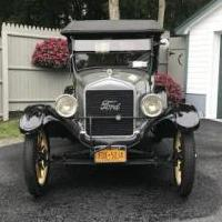 1927  Ford model t for sale in Whitehall NY by Garage Sale Showcase member Huntington68, posted 11/01/2018