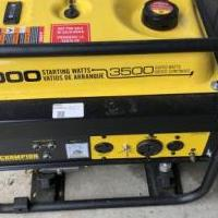Generator for sale in Pelham AL by Garage Sale Showcase member Nancynana, posted 11/10/2018