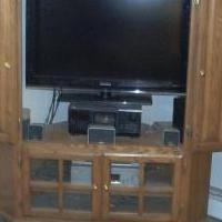 Entertainment Center for sale in Absarokee MT by Garage Sale Showcase member Robert R., posted 12/05/2018