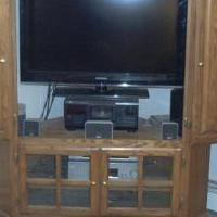 "Samsung TV  40"" for sale in Absarokee MT by Garage Sale Showcase member Robert R., posted 12/05/2018"