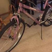 Girls Bike for sale in Maplewood MN by Garage Sale Showcase member Anonymous8938, posted 12/23/2018
