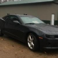 2015 Chevy Camaro RS for sale in Lanse MI by Garage Sale Showcase member gander, posted 07/29/2019