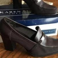 Dark Brown shoes size 6m.  Leather Upper and leather soles. Like new. Size 6M for sale in Edmond OK by Garage Sale Showcase member Loveshoes, posted 03/11/2019