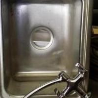 Bar Sink for sale in Saint Charles IL by Garage Sale Showcase member SamSale, posted 01/02/2019