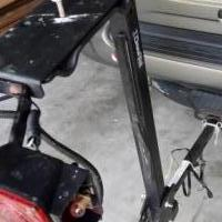 4 bike carrier for sale in Saint Charles IL by Garage Sale Showcase member SamSale, posted 01/03/2019