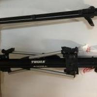 Thule Bike Rack for sale in Hamburg NJ by Garage Sale Showcase member sellitnow10, posted 12/24/2018