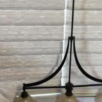 Dining Room Light for sale in Hamburg NJ by Garage Sale Showcase member sellitnow10, posted 12/24/2018
