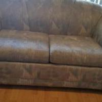 Sofa & Loveseat for sale in Wauconda IL by Garage Sale Showcase member Forsale, posted 03/16/2019