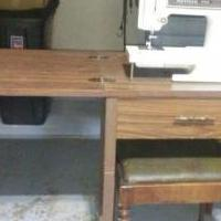 IN CABINET SEWING MACHINE for sale in Benton Harbor MI by Garage Sale Showcase member kristibn1, posted 11/13/2020