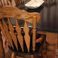 Dining room table for sale in Wylie TX by Garage Sale Showcase member Bellygirl, posted 01/29/2019