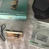 Cannon Camera for sale in Palm City FL by Garage Sale Showcase member Margemmc, posted 10/18/2018