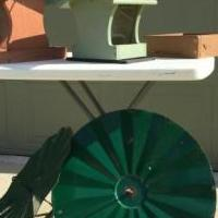 Bird feeders and baffles for sale in Palm City FL by Garage Sale Showcase member Margemmc, posted 10/16/2018