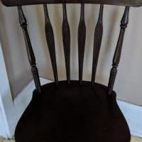 Straight Chair for sale in York SC by Garage Sale Showcase member Filbert, posted 02/13/2019
