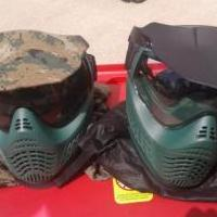 Paint Ball Equipment for sale in Emory TX by Garage Sale Showcase member Legacy77297, posted 11/16/2018