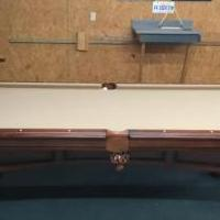 Pool table for sale in Liberty NC by Garage Sale Showcase member Stacey, posted 11/08/2018
