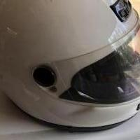 2 full face motorcycle helmets for sale in Fishers IN by Garage Sale Showcase member evcondra, posted 12/21/2018