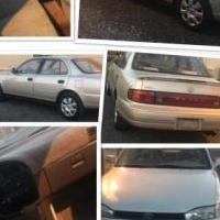 1993 Toyota camry for sale in Roanoke Rapids NC by Garage Sale Showcase member Nezblanca, posted 02/12/2019