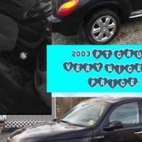 Pt cruiser for sale in Roanoke Rapids NC by Garage Sale Showcase member Nezblanca, posted 02/12/2019