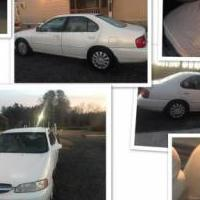 2002 nissan altima for sale in Roanoke Rapids NC by Garage Sale Showcase member Nezblanca, posted 02/12/2019