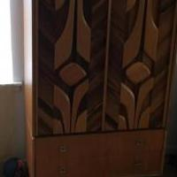 Oak, Teak & Rosewood Armoire for sale in Nelson County VA by Garage Sale Showcase member 1hbear, posted 02/10/2019