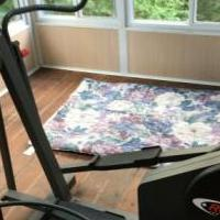 Elliptical- Revolution for sale in Nelson County VA by Garage Sale Showcase member 1hbear, posted 02/10/2019