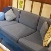 7 foot couches for sale in Boonton NJ by Garage Sale Showcase member Dentaldonna, posted 10/12/2018
