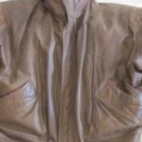 LEATHER JACKET - WILSON'S for sale in Burnsville MN by Garage Sale Showcase member waynecee, posted 01/30/2019